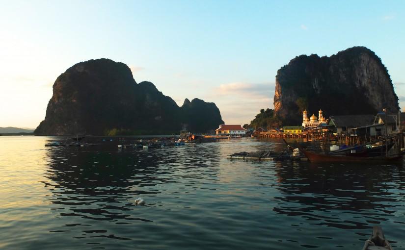 Phang Nga Bay und Panyee Island